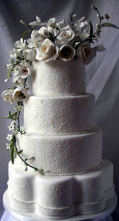 KAK Wedding Cakes On Pinterest Gum Paste Phoenix And Wedding Cakes