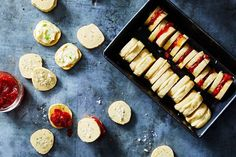 Lime Sablé Sandwiches recipe on Food52