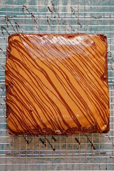 Gingerbread Cake with Speculoos and Dark Chocolate by joy the baker, via Flickr