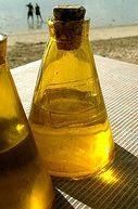 Aceite para masajes de manzanilla