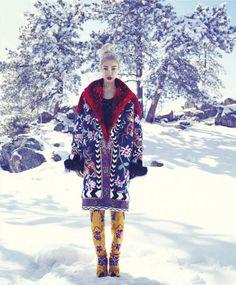 Harper's Bazaar US September 2013 | Soo Joo Park | Miguel Reveriego