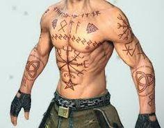 Resultado de imagen para vegvisir tattoo designs