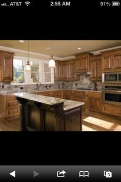 Kitchen Ideas -  I really like this one
