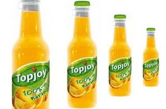 Topjoy üveges narancslé