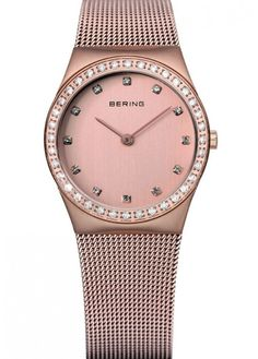 miss JHENZ: Why Choose Bering Watches