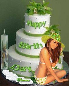 Happy Birthday Vintage, Happy Birthday Cakes, Man Birthday, Animated Happy Birthday Wishes, Birthday Greetings, Happy B Day, Happy Mothers Day, Birthday Images, Birthday Quotes