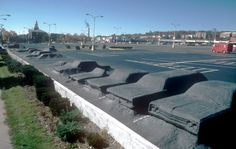 """Interview with James Wines: """"The Point is to Attack Architecture!"""",Ghost Parking Lot (1977). Image © SITE"""