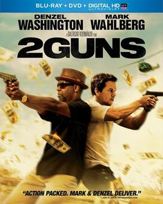 """""""2 GUNS"""" on Blu-Ray"""