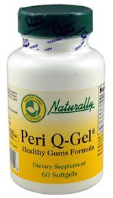 PeriQGel for Healthy Gums 1 month supply  60 softgels *** Be sure to check out this awesome product.