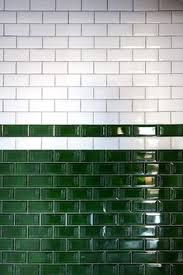 Image result for subway tiles on bar facade