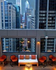 Enjoy stellar city views with dad in Chicago.