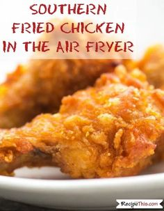 25 Best Ever Air Fryer Recipes (Free PDF Southern Fried Chicken In The Air FryerTop Ten A top ten list is a list of the ten highest-ranking items of a given category. Top Ten or Top 10 may also refer to: New Air Fryer Recipes, Air Frier Recipes, Air Fryer Recipes Breakfast, Air Fryer Dinner Recipes, Air Fryer Recipes Wings, Recipes Dinner, Dinner Ideas, Air Fryer Fried Chicken, Air Fried Food