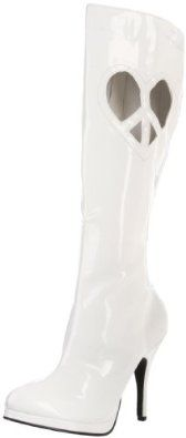 Funtasma by Pleaser Women's Love Knee-High Boot ----- I love these boots, but I have big calves so I doubt I could wear them :(