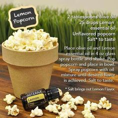 Essential oils are a great and healthy way to give your food flavor. Mydoterra.com/annasamano