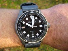 Kemmner Seahorse watch - Pesquisa Google