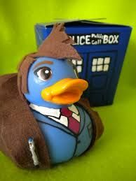 Dr who duck!!