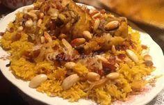 Al Kabsa recette saoudienne recette halal (Visite interactive de l'Arabie Saoudie avec le blog du cyber tour du monde de oumie https://cybertourdumonde.wordpress.com)