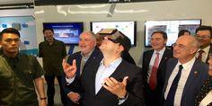 Εικονικός πρωθυπουργός σε εικονική πραγματικότητα