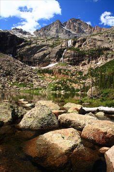 Black Lake and Mc Henrys Peak