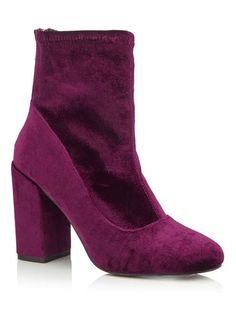 ALANIS Velvet Boots. Gig OutfitMiss Selfridge ...