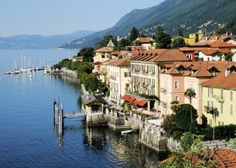 Hotel Cannero on Italy's Lake Maggiore