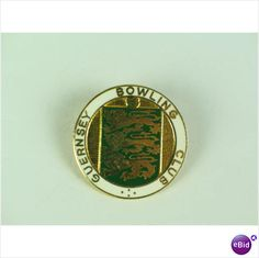 Guernsey Bowling Club Enamel Badge Listing in the Enamel Badges,Badges & Patches,Collectables Category on eBid United Kingdom