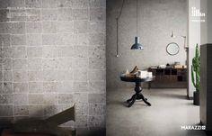 #Marazzi | #Mystone | #stoneeffect | #stonelook | #porcelaintiles | #ceramics | #living