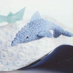 Haakpatroon Dolfijn
