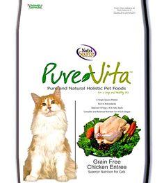 Is Pure Vita Good Cat Food