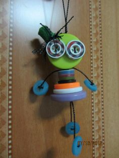 Button Doll