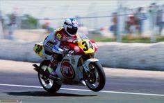 500 gp | Kevin Schwantz Paul Ricard circuito Suzuki RGV 500 GP