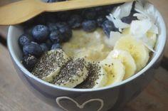 Porridge - Grundrezepte, Low-Carb, Vegatarisch - Regina-mixt