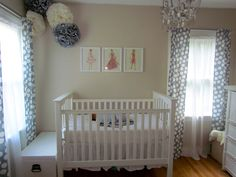 Cutest baby room ever ;)
