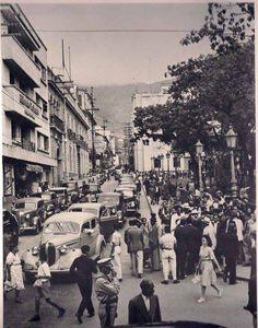 Esquina de Las Monjas años 40's