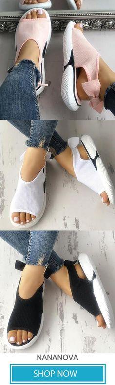 e94151946b Women s Sandals -  womenssandals - Casual Mesh Fabric Breathable Sandals  Birkenstock Gizeh Sandals Thong Sandal