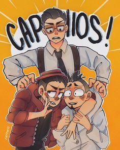 Carlo Gambino, Mafia, Fan Drawing, Ao No Exorcist, My Chemical Romance, Best Part Of Me, Anime Love, Kawaii Anime, Spain