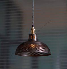 Vintage industrial loft retro Lamp Shade Pendant Ceiling Light Vintage Look