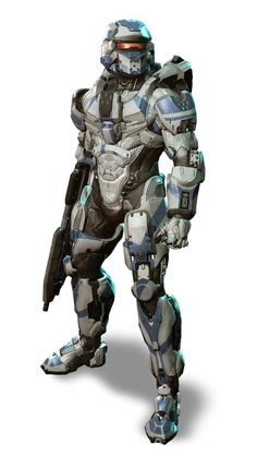 Halo 4 Warrior Armor