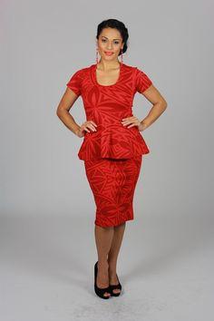 Sienna Skirt - : MENA Skirts