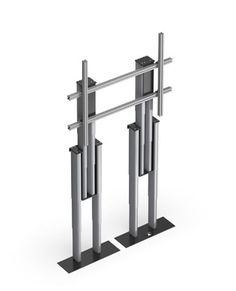Smart Lift For Hidden Monitor Table Fun Office In 2019