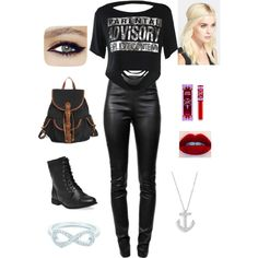 """Outfit 1"" by caz-horan on Polyvore"