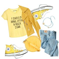 I Should Have Been A Rock Star 😎🎸 by badassbabyboomer on Polyvore featuring moda, Balenciaga, Dickies, Converse, Thierry Mugler, Ashiana and Zadig & Voltaire