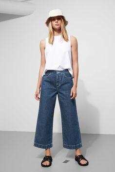 0fcf35fde8c Vida Denim Harbour Jeans - Blue - Jeans - Weekday