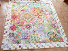 I'd love the pattern for this one!  Quilt By Christiane Struck of Germany