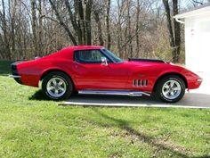 69 Corvette Stingray