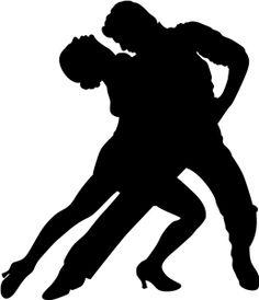 Silhouette Design Store - View Design #12057: dancers