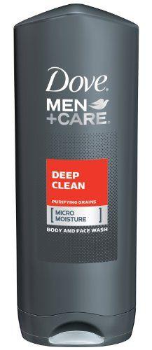 Dove Men Plus Care Body Wash, Deep Clean, 13.5 Ounce - Web Page : http://astore.amazon.com/ourhea05-20