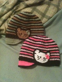 hello kitty hats
