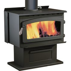 Amazon.com : Century Heating Whistler Wood-Burning Stove - 110, 000 BTU, EPA Exempt, Model# DB05152 : Heaters : Sports & Outdoors