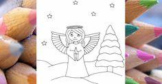 Anjelik pri strome